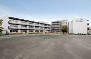 県立草加かがやき特別支援学校(草加市)