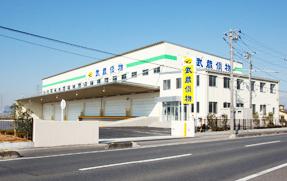 02_武蔵貨物自動車熊谷支店(物流センター)(熊谷市)