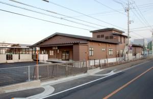 北本中学校給食室(北本市)