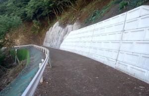 御岳山2号線(御岳工区)森林管理道開設工事(小鹿野町)