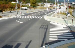 交通渋滞解消工事(長瀞町)