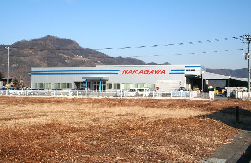 中川機器製作所みどりヶ丘工場(秩父市)
