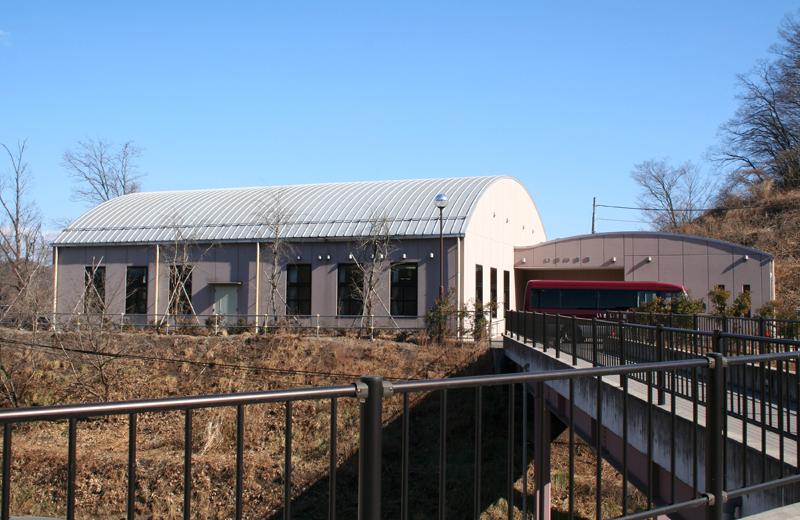 長寿の里・いきいき館(小鹿野町)