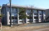 小鹿野高校(小鹿野町)外観