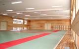 小鹿野高校(小鹿野町)1階柔道場