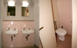 小鹿野高校(小鹿野町)1階女子トイレ