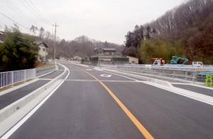 総A加)橋りょう架替工事(蒔田橋取付道路工)