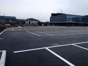北本市庁舎敷地外構工事
