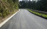 03総簡加)27勝呂入山線森林管理道舗装工事