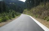 06総簡加)27勝呂入山線森林管理道舗装工事