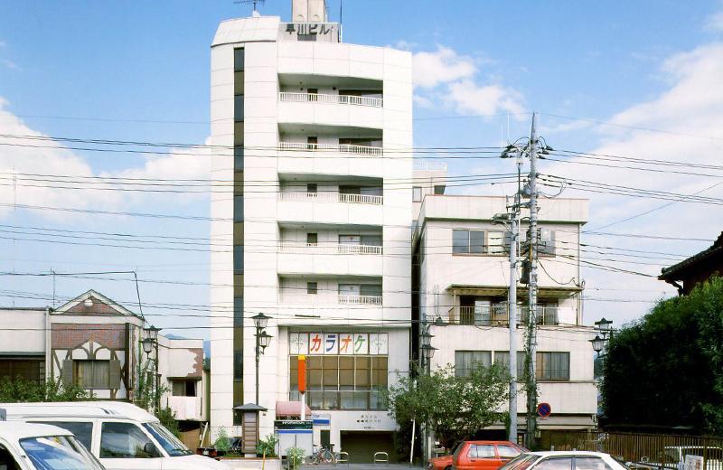 早川ビル(秩父市)