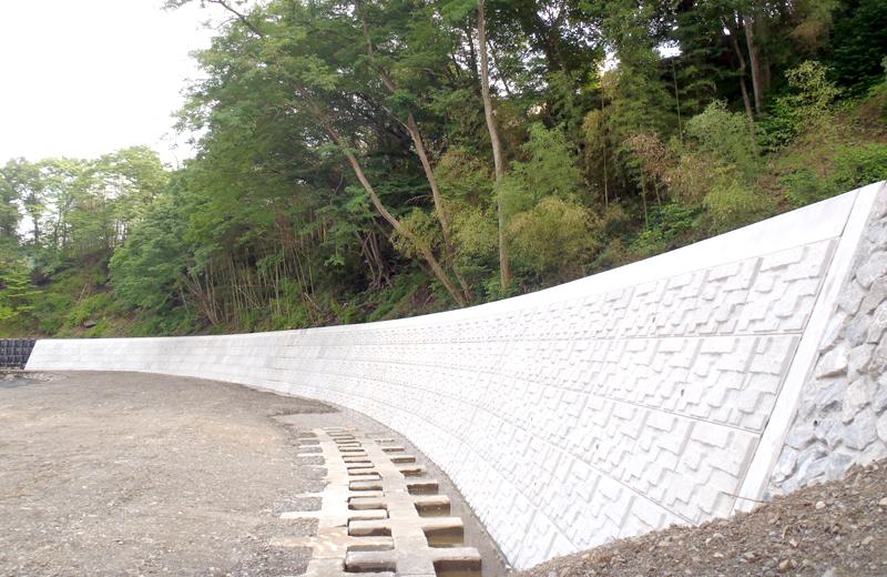 河川改修工事(赤平川1B工区)(小鹿野町)