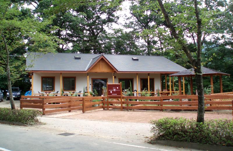 ガーデンレストラン桜(長瀞町)
