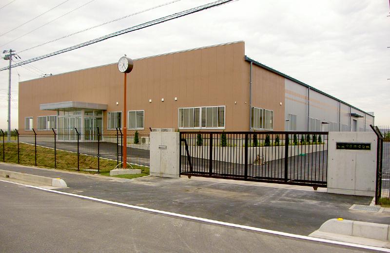金属溶材埼玉工場(熊谷市)