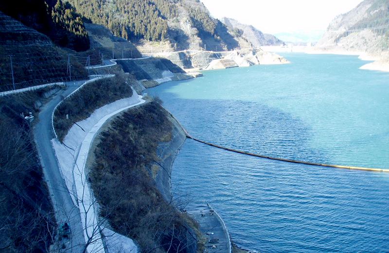 浦山ダム清水バイパス管路-その2(秩父市)