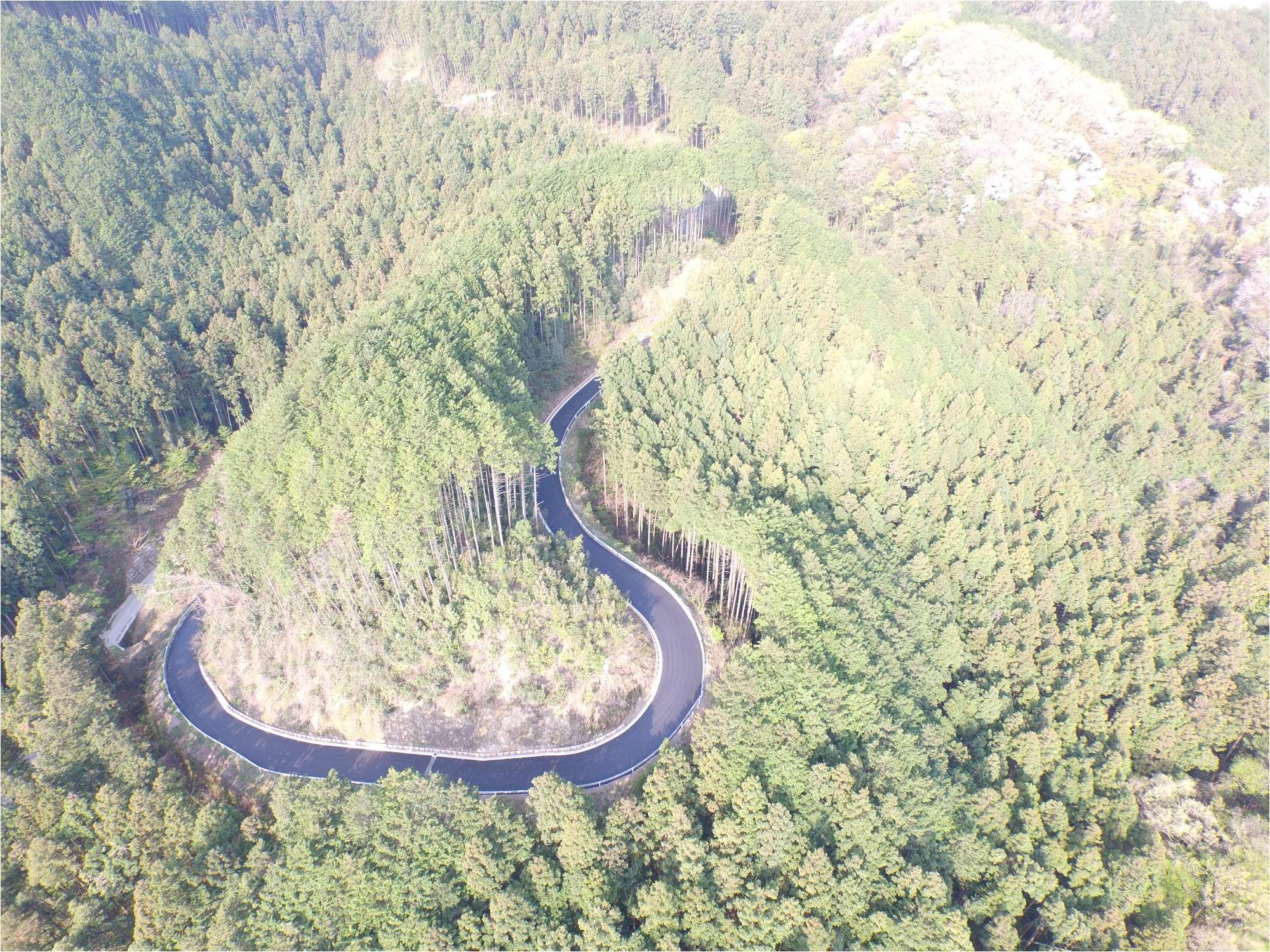 総簡加)27勝呂入山線森林管理道舗装工事